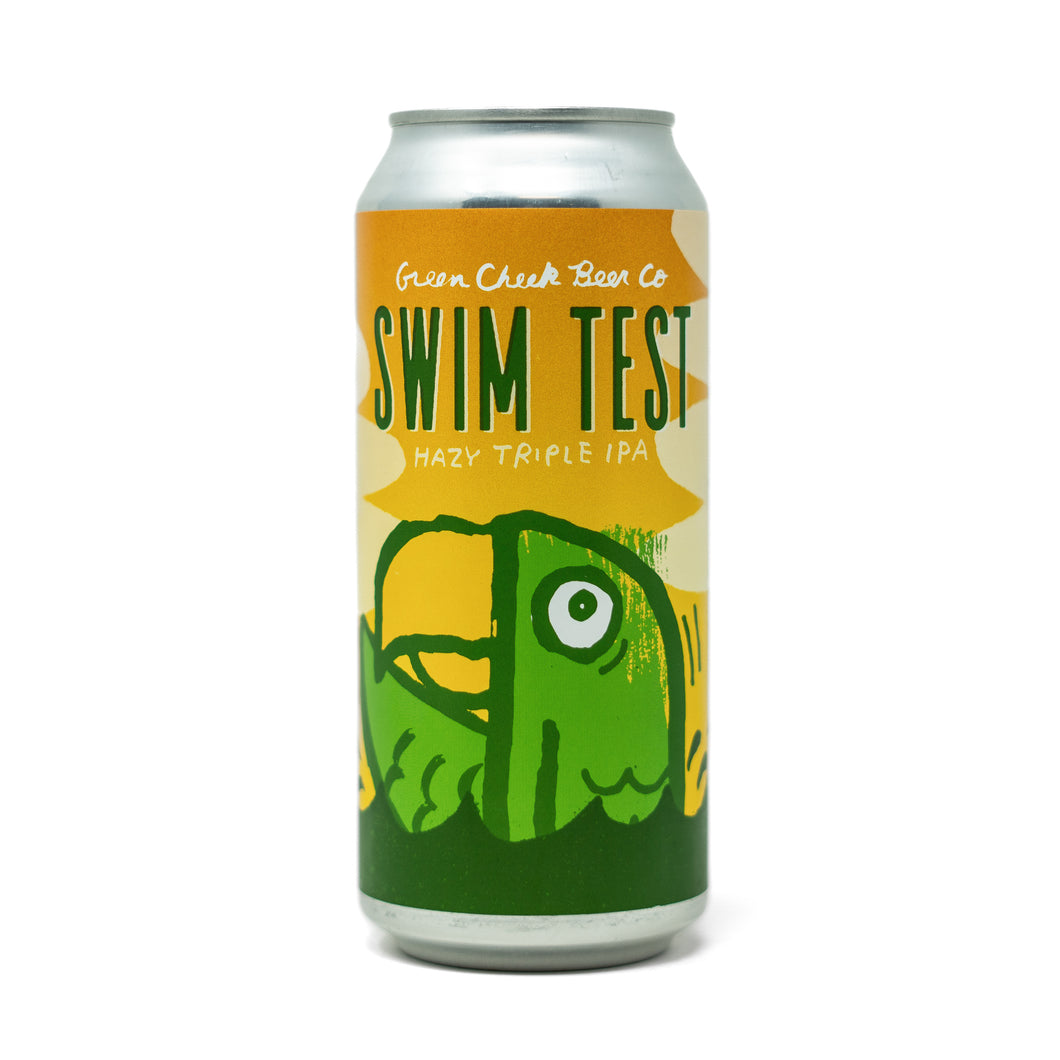 Swim Test 4pk $24 // Hazy TIPA 10.2% abv