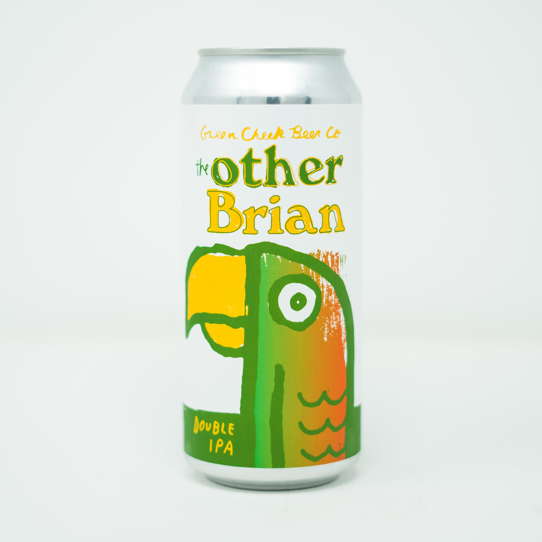 The Other Brian 4pk $20 // Hazy DIPA 8.5% abv