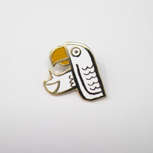 Load image into Gallery viewer, Cheeky Enamel Pin