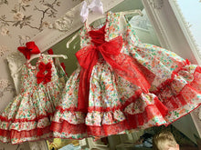 Load image into Gallery viewer, La Ampola Pre Order Baby Jesusito Puffball Dress and Knickers
