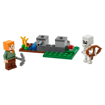 Polybag 30394 Minecraft The Skeleton Defense