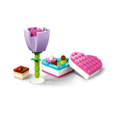 Polybag 30411 Friends Chocolate Box & Flower