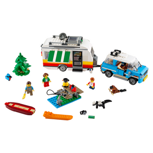New Set 31108 Creator Caravan Family Holiday