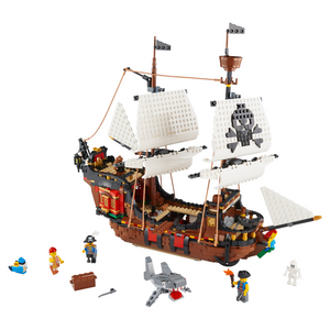 New Set 31109 Creator Pirate Ship