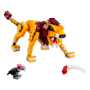 New Set 31112 Wild Lion