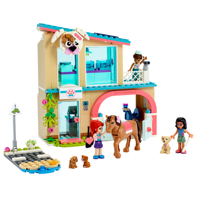 New Set 41446 Heartlake City Vet Clinic
