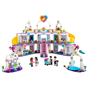 New Set 41450 Heartlake City Shopping Mall