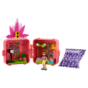 New Set 41662 Olivia's Flamingo Cube