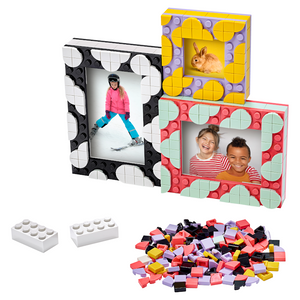 New Set 41914 DOTS Creative Picture Frames