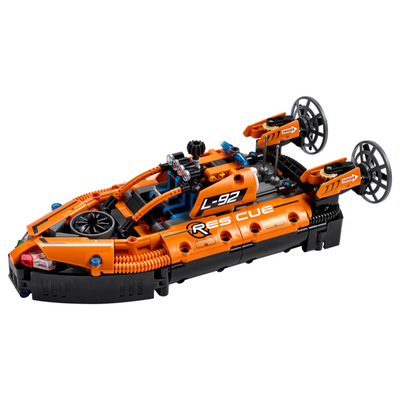 New Set 42120 Rescue Hovercraft