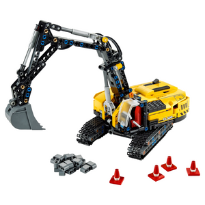 New Set 42121 Heavy-Duty Excavator
