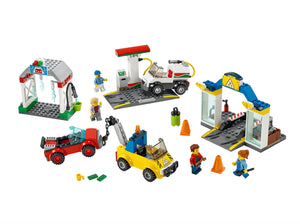 New Set 60232 City Garage Center