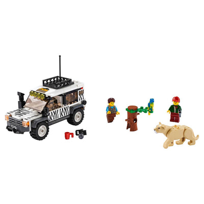 New Set 60267 City Safari Off-Roader