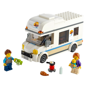 New Set 60283 Holiday Camper Van