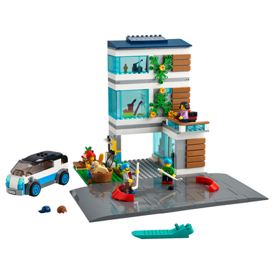 New Set 60291 Family House