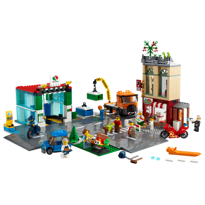 New Set 60292 Town Center