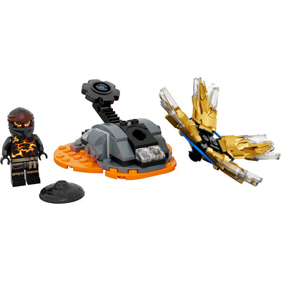 New Set 70685 Ninjago Spinjitzu Burst - Cole
