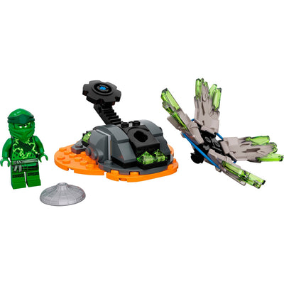 New Set 70687 Ninjago Spinjitzu Burst - Lloyd