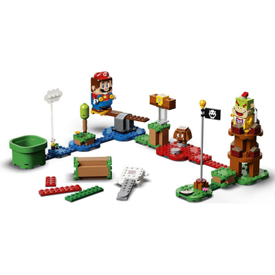 New Set 71360 Super Mario Adventures with Mario Starter Course