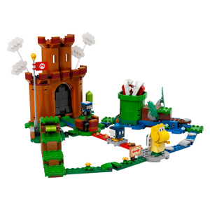New Set 71362 Super Mario Guarded Fortress Expansion Set