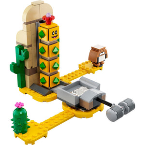 New Set 71363 Super Mario Desert Pokey Expansion Set