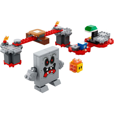 New Set 71364 Super Mario Whomps Lava Trouble Expansion Set