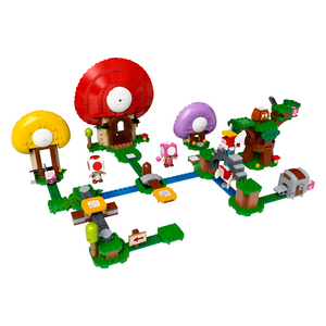 New Set 71368 Super Mario Toads Treasure Hunt Expansion Set