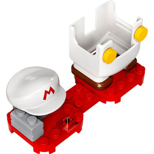 New Set 71370 Super Mario Fire Mario Power-Up Pack