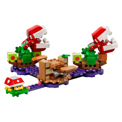 New Set 71382 Piranha Plant Puzzling Challenge Expansion Set