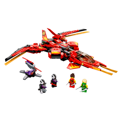 New Set 71704 Ninjago Kai Fighter