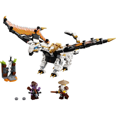 New Set 71718 Ninjago Wu's Battle Dragon