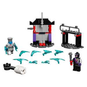 New Set 71731 Epic Battle Set - Zane vs. Nindroid