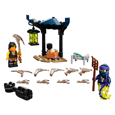 New Set 71733 Epic Battle Set - Cole vs. Ghost Warrior