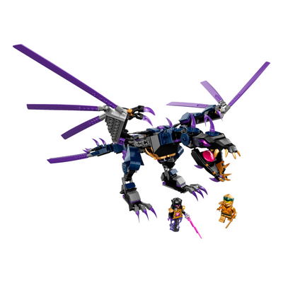 New Set 71742 Overlord Dragon