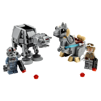 New Set 75298 AT-AT™ vs. Tauntaun™ Microfighters