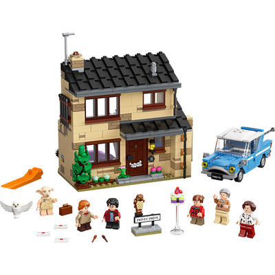 New Set 75968 Harry Potter 4 Privet Drive