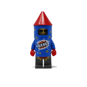 LEGO Series 18: Firework Guy
