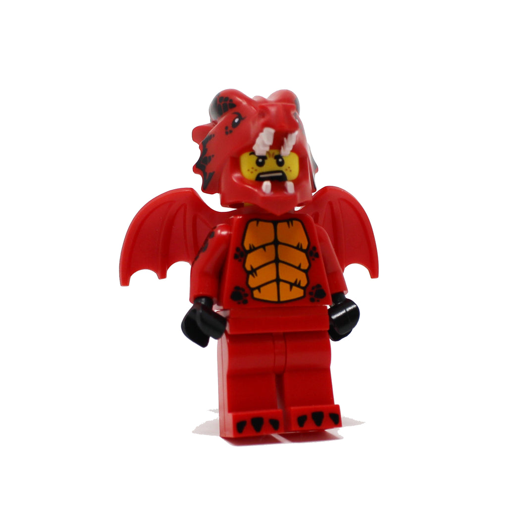 LEGO Series 18: Dragon Suit Guy