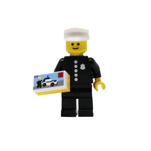 LEGO Series 18: 1978 Police Officer
