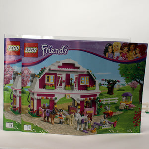 Used Set 41039 Friends Sunshine Ranch