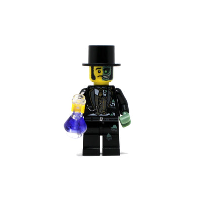 LEGO Series 9: Mr. Good and Evil