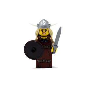 LEGO Series 7: Viking Woman