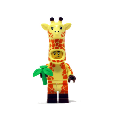 LEGO Movie 2 Series Giraffe Guy