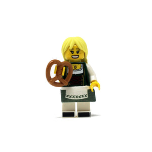 LEGO Series 11: Pretzel Girl