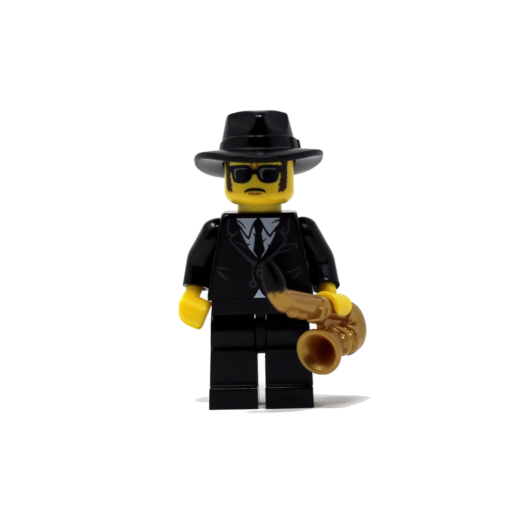 LEGO Series 11: Saxophone Player