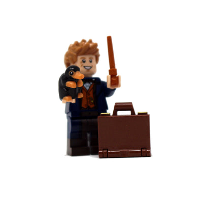 Harry Potter Series: Newt Scamander