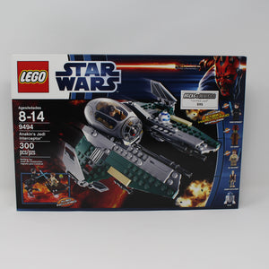 Certified Used Set 9494 Star Wars Anakin's Jedi Interceptor