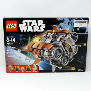 Certified Used Set 75178 Jakku Quadjumper