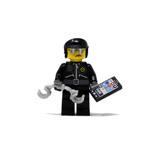 LEGO Movie Series: Scribble-Face Bad Cop