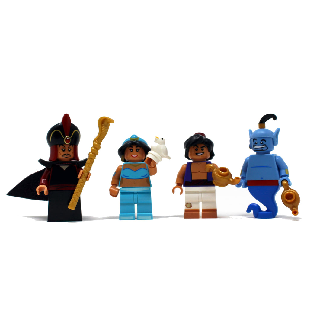Disney Aladdin Minifigure 4-Pack